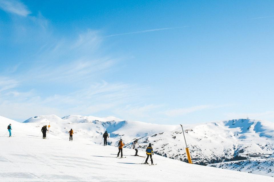 Jak się wyróżnić na stoku narciarskim